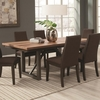 Spring Creek Dining Table with 18'' Extension Leaf