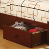 Storage optional