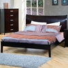 Stuart Contemporary Queen Platform Bed