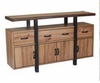 Suthers Rustic Live Edge Dining Server