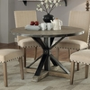 Tobin Industrial Round Dining Table