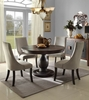 Traditional 5PCS Dandelion Dining Room Set VA Furniture Stores