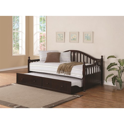 kids daybed with trundle and storage children bedroom sets arlington