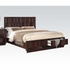 Travell Queen size bed
