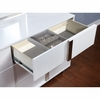 Traynor Contemporary Six Drawer Dresser with Jewelry Tray