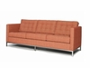 Trim arms Metal legs Couch MD Furniture stores #64230