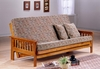 Trinity Full Futon Frame / 10 Year Warranty