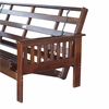 Trinity Moonglider Front Operating Twin Lounger Size Futon Frame