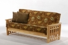 Twilight Moonglider Front Operating Queen Size Futon Frame