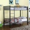 Twin Metal Bunk Bed # 460390
