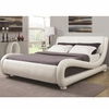 Upholstered Beds Queen Kingsburg Modern Upholstered Bed