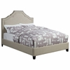 Upholstered California King Bed # 301091Kw
