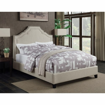 Upholstered Queen Bed # 301091Q