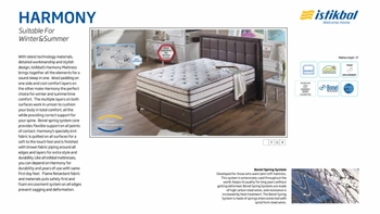 Harmony Twin size mattress