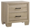 Vernon 2 Drawer Night Stand