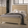 Vernon King Transitional Style Bed