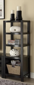 Wall Units Curved Front Media Tower