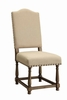 Willem Upholstered Dining Side Chair with Nailhead Trim