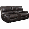 Willemse Motion Loveseat with Storage Console