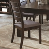 Wiltshire Dining Chair with Padded, Upholstered Seat
