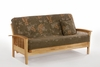 Loveseat Full bed Winchester Moonglider Front Operating Lounger/Full Futon Frame