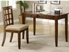 2 PC Wood Table Desk with Two Drawers & Desk Chair