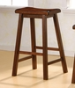 Wooden Bar stool # 180079
