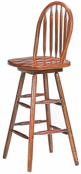 Woodlawn Arrow Back Bar Stool