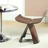 Y STOOL IN WENGE