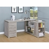 Yvette Contemporary L-Shape Desk