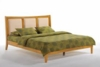 Zezo King size platform bed
