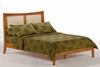 Zezo Queen size platform bed
