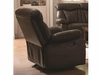 Zimmerman Recliner with Pillow Arms