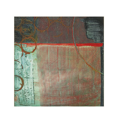 """Aleah Koury Signed and Numbered Limited Edition Giclée on Somerset Velvet Paper:""""Eclipsed Series I"""""""
