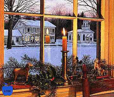 "Bill Breedon Limited Edition Print: ""Season of Peace"" Sold Out!"