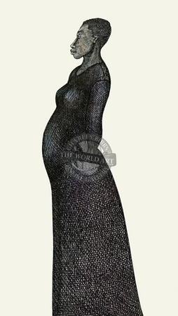 """Charles Bibbs Hand Signed and Numbered Limited Edition: """"Simplicity 2"""""""