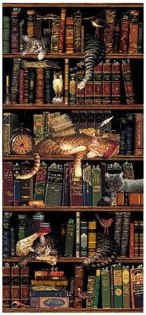 "Charles Wysocki Open Edition Print: ""Classic Tales Trilogy """
