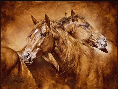 """Chris Owen Hand Signed and Numbered Limited Edition Giclee Print and Canvas :""""Comfort"""""""