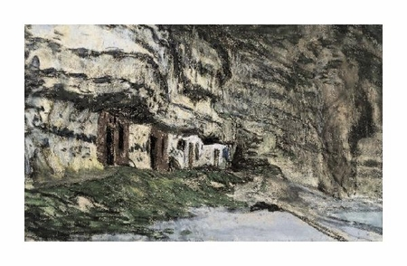 "Claude Monet Fine Art Open Edition Giclée:""Yport"""