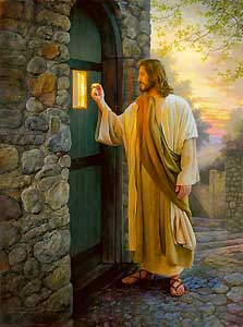"Greg Olsen© Hand Signed and Numbered Limited Edition:""Let Him In"""