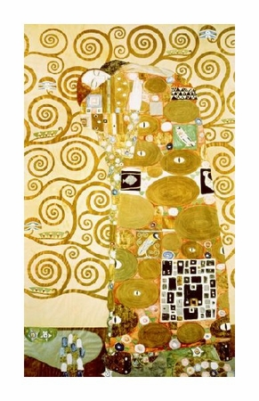 "Gustav Klimt Fine Art Open Edition Giclée:""Fulfillment"""