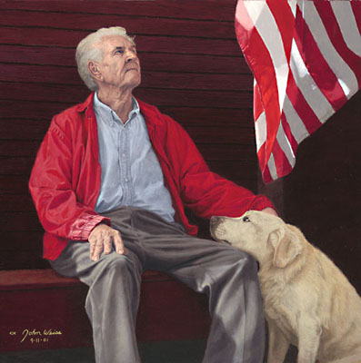 "John Weiss Limited Edition Print:""The Greatest Generation """