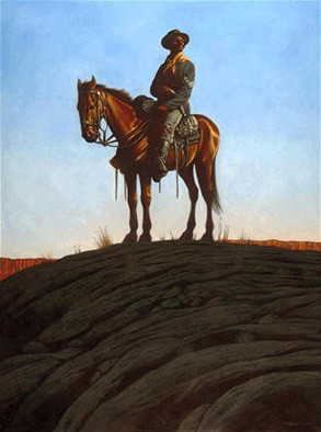"Kadir Nelson Hand signed and Numbered Limited Edition Print :""Morning Patrol"""
