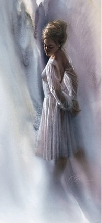 "Lee Bogle Handsigned and Numbered Limited Edition Print:""Of Grace and Beauty"""