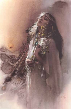 """Lee Bogle Handsigned & Numbered Limited Edition Print:""""One With Nature"""""""