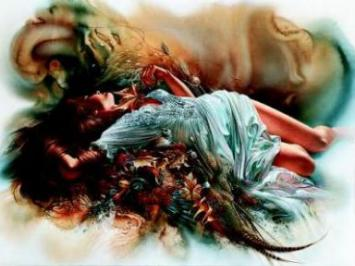 "Lee Bogle Limited Edition Print:""Dreams of Autumn"""