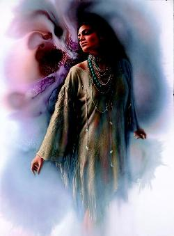 "Lee Bogle Limited Edition Print:""Inner Peace"""