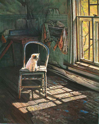 "Lee Cable Limited Edition Print: ""A Place in the Sun"""