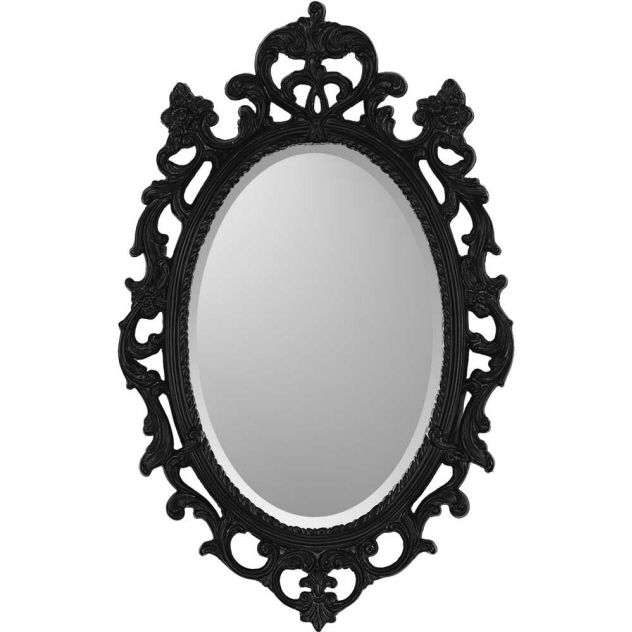 Decorative Wall Mirror by ParagonBlack Ornate Mirrors