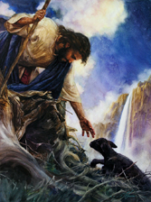 """Nathan Greene Limited Edition Canvas Giclee: """"The Rescue"""""""
